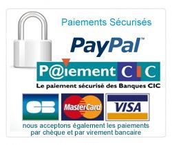 nos paiements securises