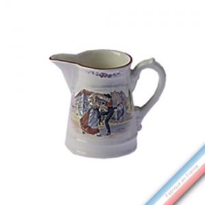 Collection OBERNAI  - Pichets mesure nr3  - H 11 cm - 0.29 L -  Lot de 1