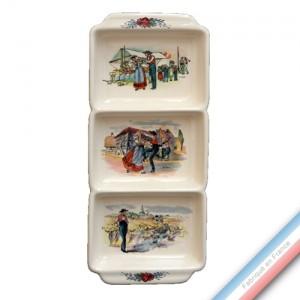 Collection OBERNAI  - Plat amuse-gueule - 31 x 13,5 cm -  Lot de 1
