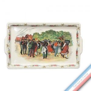 Collection OBERNAI  - Plateau rectangulaire 'Petit' - 35 x 21 cm -  Lot de 1
