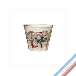 Collection OBERNAI  - Pot confiture - H 8 cm - 0,2 L -  Lot de 1