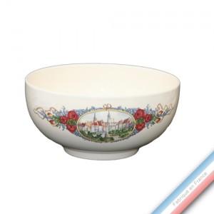 Collection OBERNAI  - Saladier cup 'Grand' - Diam 26 cm -  Lot de 1