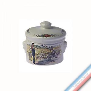 Collection OBERNAI  - Terrine ronde 12 - 170/180 ml -  Lot de 1