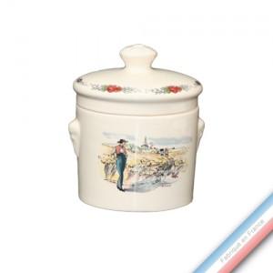Collection OBERNAI  - Terrine ronde 6  - 625/650 ml -  Lot de 1