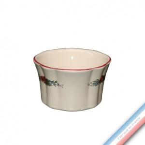 Collection OBERNAI  - Ramequin culinaire - Diam  10 cm -  Lot de 4
