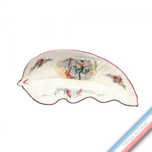 Collection OBERNAI  - Feuille 2 / Pothos - L 27,5 - l 12 cm -  Lot de 1