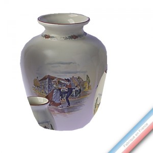 Collection OBERNAI  - Vase Tivoli 'Grand' - H 23.2 cm -  Lot de 1