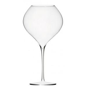 """6 Verres à Vin """"JAMESSE"""" Grand Blanc 76 cl"""