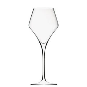 "6 Verres à Vin ""DELTA"" 27 cl - cristallin"