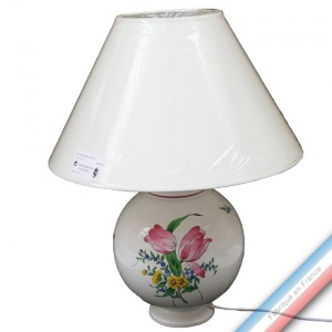 Collection REVERBERE déco  - Lampe boule - H 50 cm -  Lot de 1