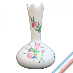 Collection REVERBERE déco  - Vase carafe - H 32 cm -  Lot de 1