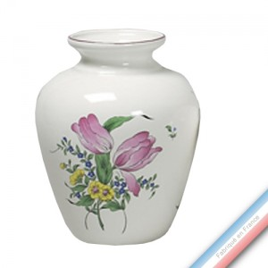 Collection REVERBERE déco  - Vase Tivoli 'Grand' - H 23.2 cm -  Lot de 1