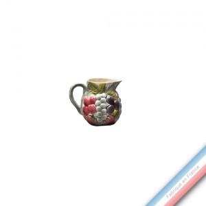Collection BARBOTINES  - Cruche 3 fresa - 0,5 L -  Lot de 1