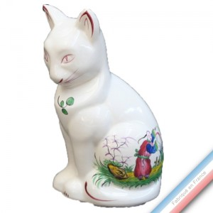 Collection CHINOIS - Chaton - H 12,5 cm -  Lot de 1