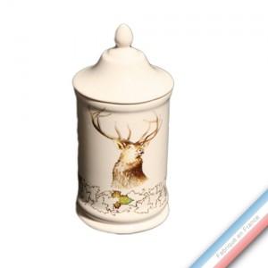 Collection CHAMBORD - Pot 'Grand' Lph - H 21 cm -  Lot de 1