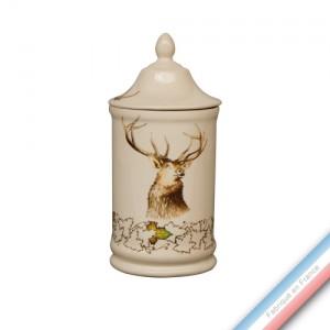 Collection CHAMBORD - Pot 'Moyen' Lph - H 18 cm -  Lot de 1