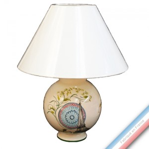 Collection PARIS - Lampe boule - H 50 cm -  Lot de 1