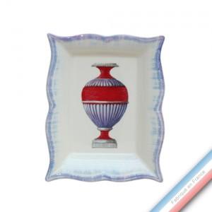 Collection ECLECTICA - Coffret vide poche rectangle Vase - 21 x 17 x 3,6 cm -  Lot de 1