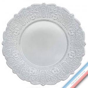 Collection BERAIN - Plat plat berain - Diam  32 cm -  Lot de 1