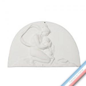 Collection CABINET CURIOSITE - Plaque Venus et l'amour  - 30 x 21 cm -  Lot de 1