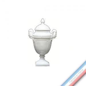 Collection CABINET CURIOSITE - Urne avec couvercle (63) - 16 x 22,5 cm -  Lot de 1