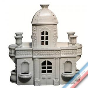 Collection CABINET CURIOSITE - Pavillon complet  - 46 x 41 cm -  Lot de 1