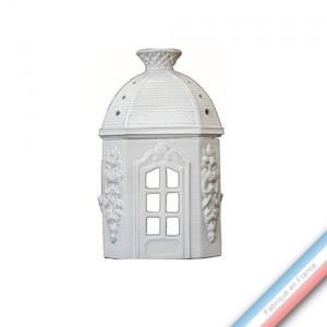 Collection CABINET CURIOSITE - Pavillon coupole  - 14 x 25 cm -  Lot de 1