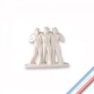 """Collection ART DECO """"1920"""" - Trois marins déco - H35 x L32 cm -  Lot de 1"""