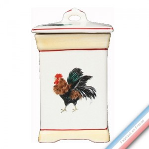 Collection COUR NORMANDE PAILLE - Pot cuisine 1 - 10 x 18 cm -  Lot de 1