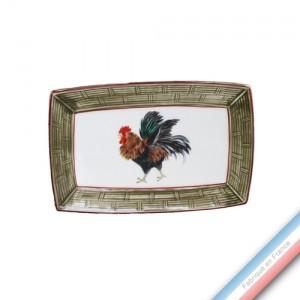 Collection COUR NORMANDE BRONZE - Ravier - 21 x 14 cm -  Lot de 2