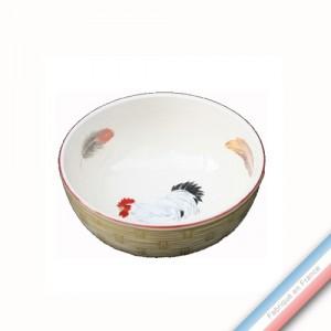 Collection COUR NORMANDE BRONZE - Coupelle céréales - 0.50 L -  Lot de 1