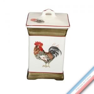 Collection COUR NORMANDE BRONZE - Pot cuisine 2 - 9 x 16 cm -  Lot de 1