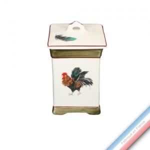 Collection COUR NORMANDE BRONZE - Pot cuisine 3 - 8 x 14 cm -  Lot de 1