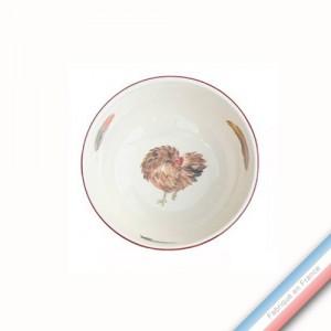 Collection BOCAGE - Coupelle céréales - 0.50 L -  Lot de 1