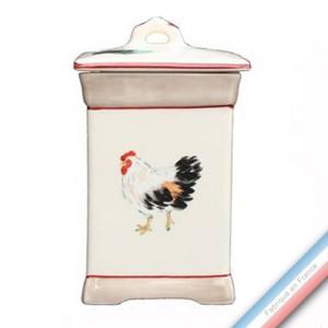 Collection BOCAGE - Pot cuisine 1 - 10 x 18 cm -  Lot de 1