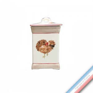 Collection BOCAGE - Pot cuisine 3 - 8 x 14 cm -  Lot de 1
