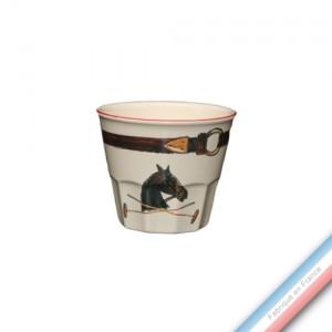 Collection CHANTILLY - Pot confiture - H 8 cm - 0,2 L -  Lot de 1