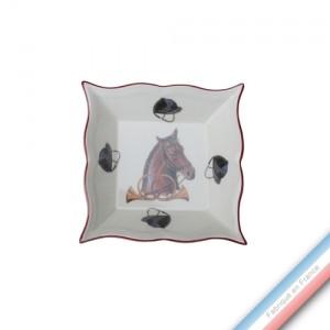 Collection CHANTILLY - Vide poche carre - 12 x 12 cm -  Lot de 1