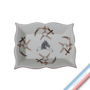Collection CHANTILLY - Vide poche rectangle - 21 x 17 cm -  Lot de 1