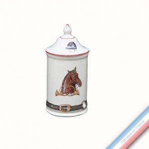 Collection CHANTILLY - Pot 'Moyen' Lph - H 18 cm -  Lot de 1