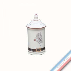 Collection CHANTILLY - Pot  'Petit' Lph - H 15.5 cm -  Lot de 1