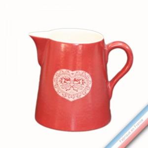 Collection MEGEVE - Pot conique 3 - H 16 cm - 1 L -  Lot de 1
