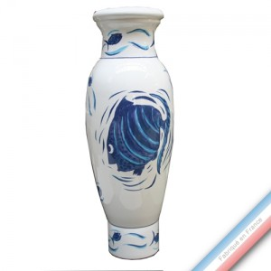Collection GRANDE MAREE - Vase XXL - H 69 cm -  Lot de 1