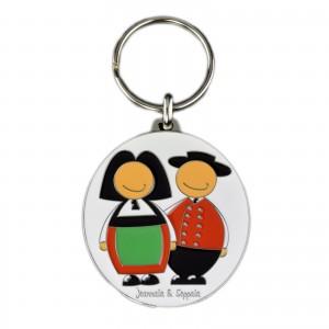 Porte clés Jeannala et Seppala