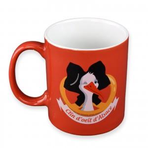 Mug Humoristique - rouge