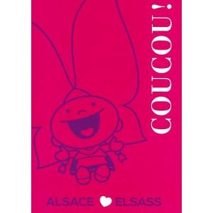 Carte de voeux Lovely Elsa - Coucou