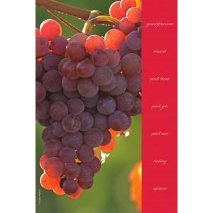 Essuie-mains en evolon collection vignes - décor 5