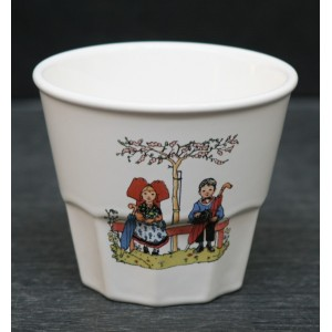 Collection Hansi - Pot confiture - H 8 cm - 20 cl - Lot de 1
